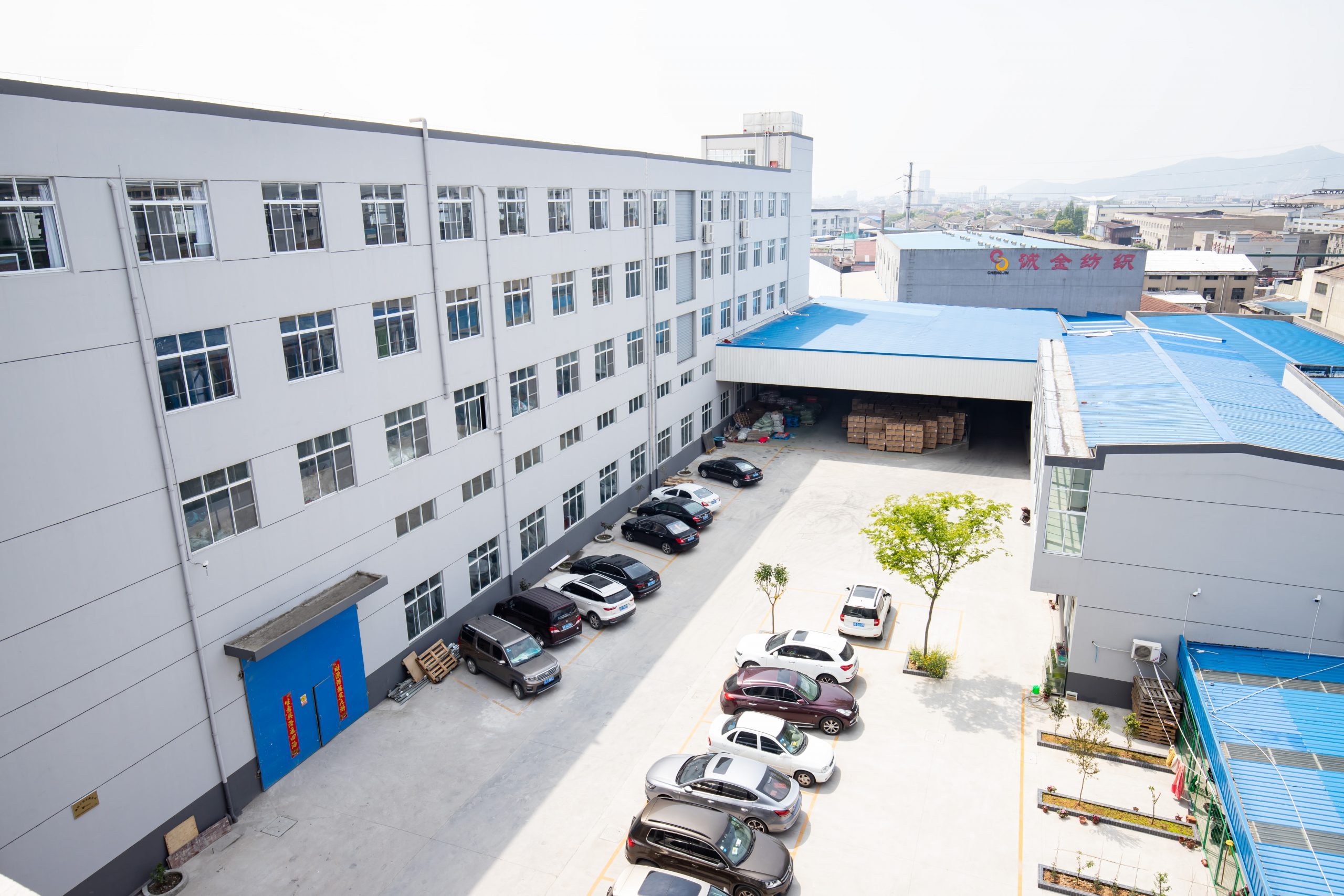 Factory Area